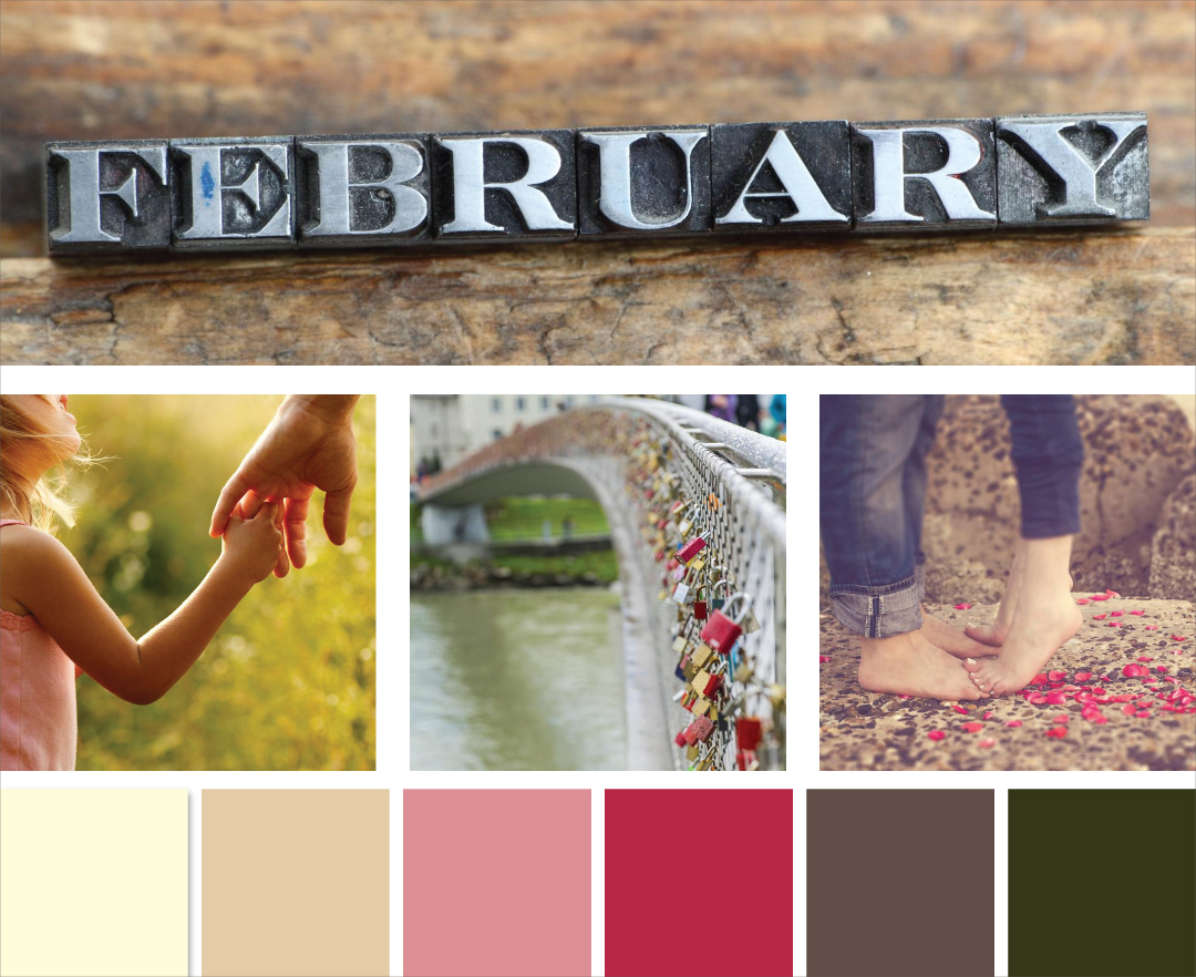 , February 2016 Preferred Palette