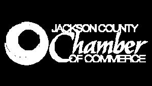 Jackson County Mississippi Chamber of Commerce logo design